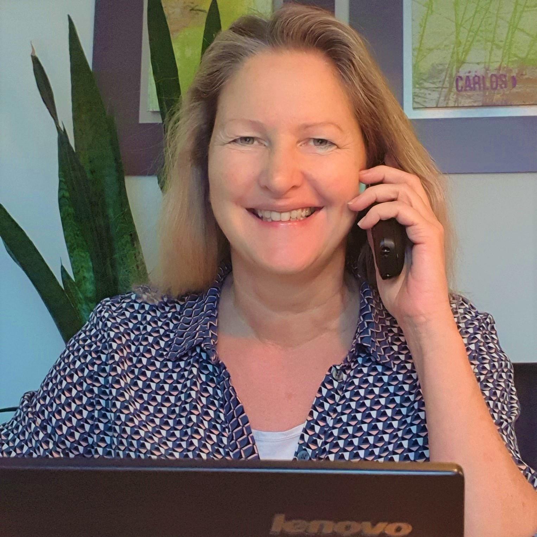 Positiv abheben Arbeitgeber Sparringstelefonat